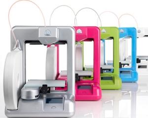 In sfarsit! Cubify a lansat o imprimanta 3D care poate fi pusa langa cafetiera din bucatarie