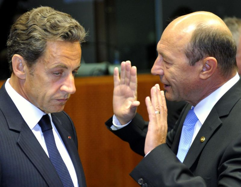 """Toate """"ramele"""" sus! Basescu: """"Cele 22 de milioane de romani au dreptul la respect!"""""""
