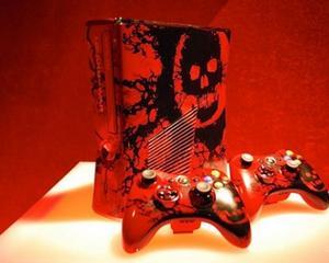 Editie limitata Xbox 360 Gears of War 3