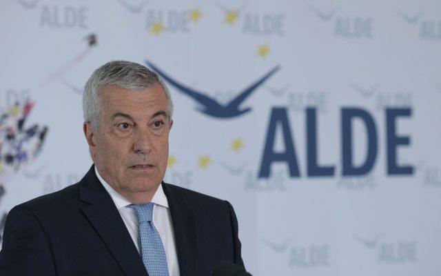 ALDE ramane fara grup parlamentar si in Camera Deputatilor