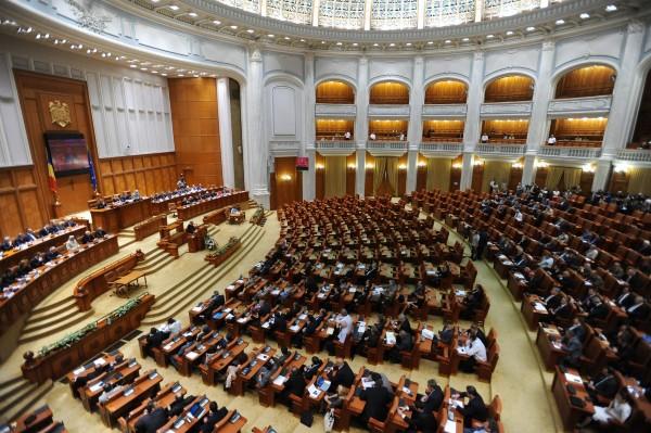 Cineva a depus in Parlament un proiect pentru amanarea alegerilor parlamentare