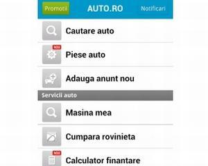 Aplicatia Auto.ro, premiata la Webstock 2013