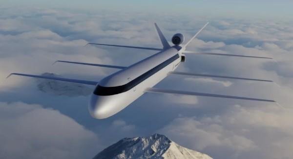 Cum vor arata avioanele viitorului si de ce li se vor adauga aripi suplimentare. Acest proiect dezvaluie planurile industriei
