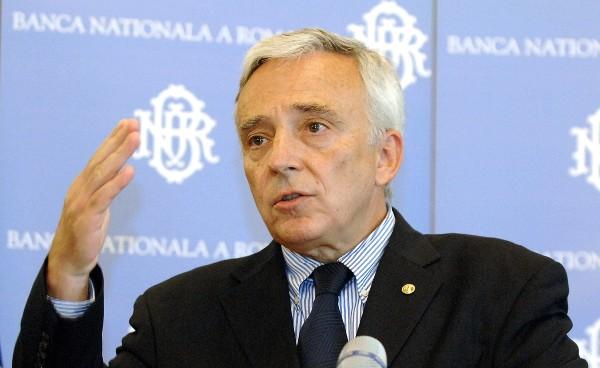 Banca Nationala acuza PSD ca a folosit abuziv imaginea institutiei in campania electorala