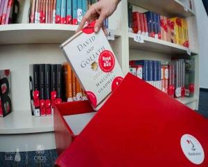 Bookster a imprumutat abonatilor sai peste 10.000 de carti si articole, in primele 6 luni de la lansare