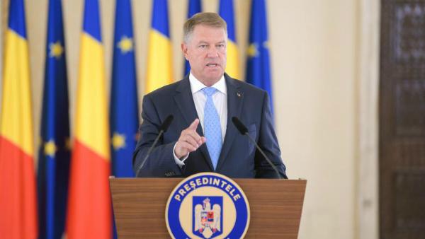 Klaus Iohannis si-a prezentat BILANTUL primului MANDAT la Cotroceni: Au fost 5 ani cu multe pericole