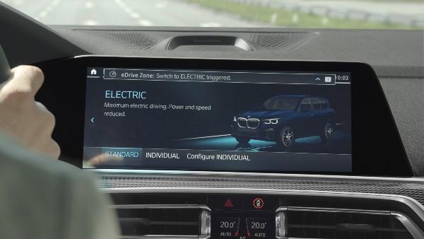 Posesorii de BMW, recompensati pentru ca nu polueaza in oras
