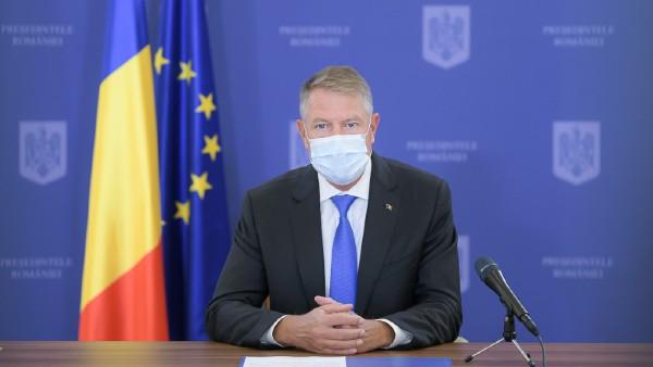 Intra Bucurestiul in carantina? Mesajul de ultim moment al presedintelui Klaus Iohannis