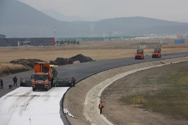 Guvernul anunta primul tronson de autostrada din regiunea Moldovei dat in trafic