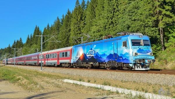 CFR Calatori: Circulatia trenurilor a fost modificata temporar