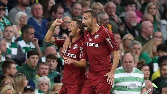 CFR Cluj se califica in play-off-ul Ligii Campionilor dupa o victorie de poveste cu Celtic Glasgow
