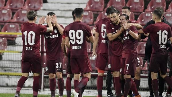 Europa League: CFR Cluj obtine un punct cu Young Boys si ramane lider in Grupa A