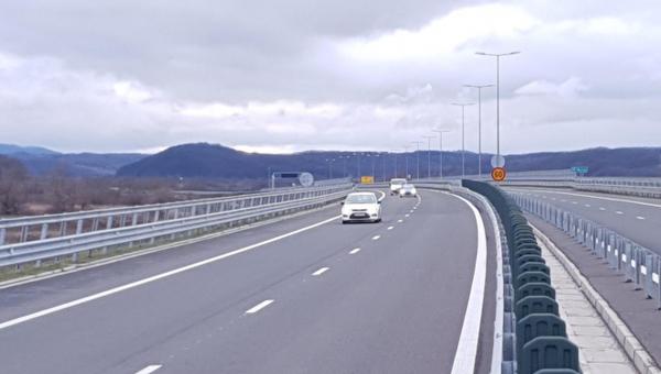 CNAIR a deschis circulatiei tronsonul de autostrada dintre Biharia si Bors