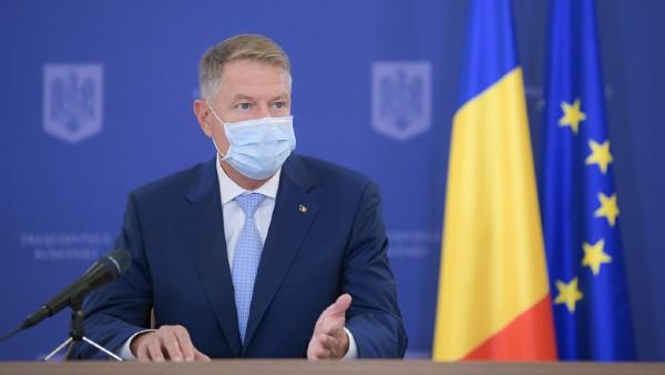 Klaus Iohannis: Suntem in valul doi al pandemiei. Multi, prea multi romani pierd zilnic lupta cu virusul