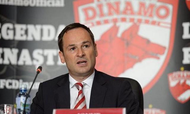 Dinamo este de vanzare. Actionarul majoritar Ionut Negoita a anuntat ca vinde 51% din actiuni pentru 1 leu