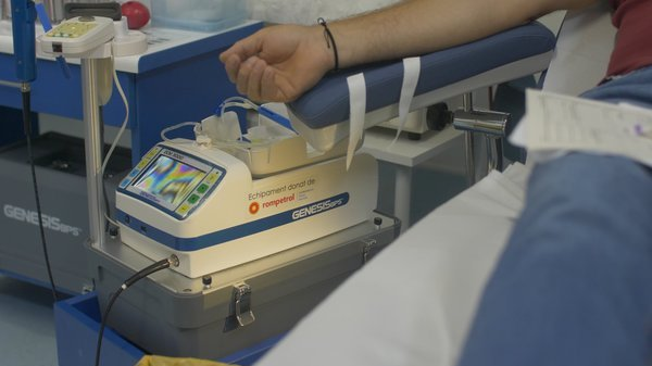 Companii importante incurajeaza donarea de sange in Romania