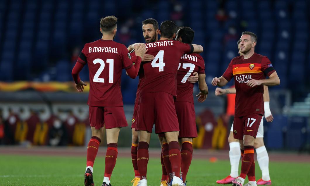 Europa League: CFR Cluj pierde si pe teren propriu in fata italienilor de la AS Roma