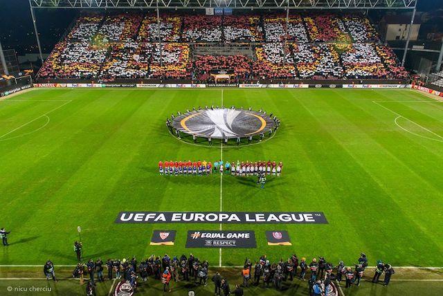 EUROPA LEAGUE: CFR Cluj remizeaza pe teren propriu cu Sevilla
