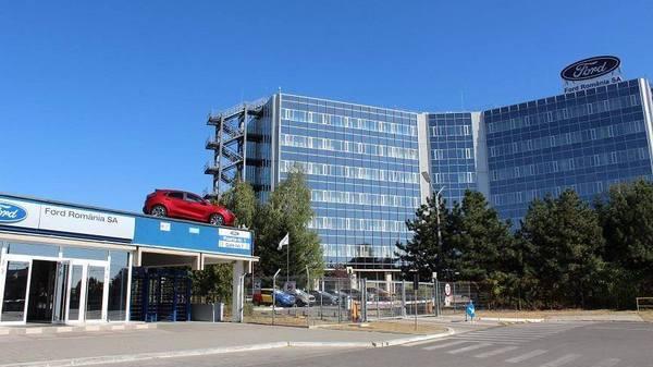 Ford incepe sa produca la Craiova primul vehicul hibrid construit in Romania