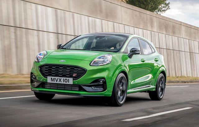 Ford prezinta noul Puma ST, primul model de performanta produs vreodata in Romania