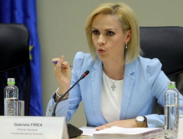 """Comisia Europeana o suspecteaza pe Firea ca a facut """"blat"""" intre companiile infiintate de Primaria Capitalei"""