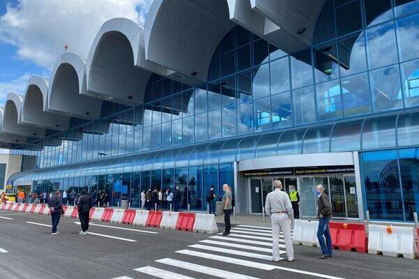 """Primul centru de testare COVID dintr-un aeroport din Romania va fi deschis si va functiona non-stop pe Aeroportul """"Henri Coanda"""""""