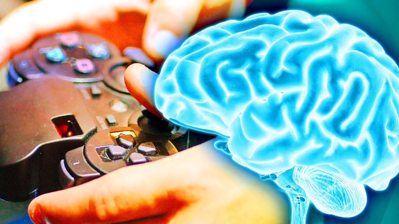 Cum influenteaza jocurile video creierul uman?