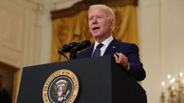 Americanii, mai incantati de Biden decat de Trump, dupa 100 de zile la Casa Alba