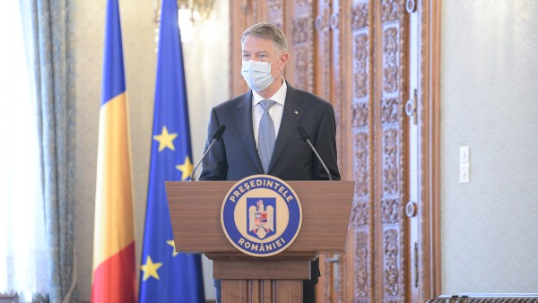 Klaus Iohannis convoaca CSAT pe tema tensiunilor dintre Rusia si Ucraina: Situatia e ingrijoratoare