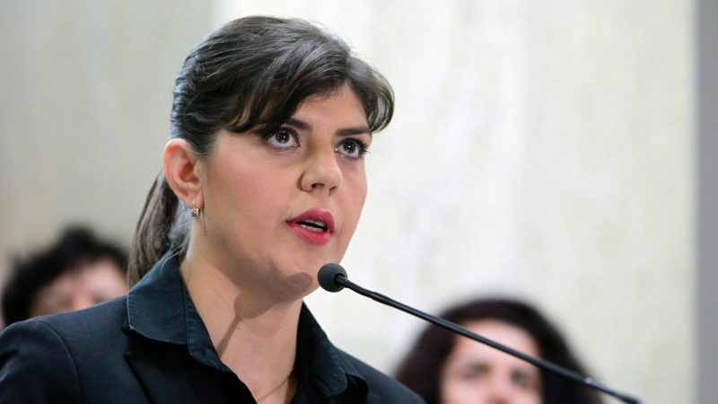 Decizie CEDO: Kovesi a fost revocata ilegal de la sefia DNA