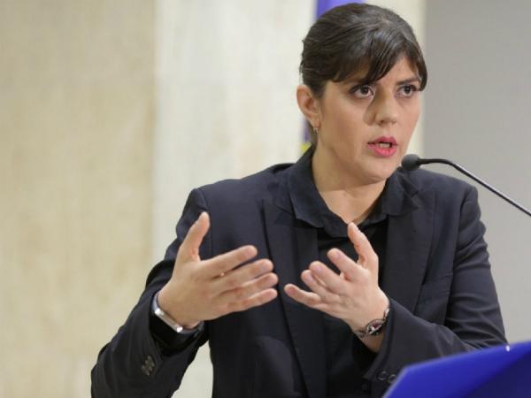 Kovesi, pe mana careia vor ajunge marile fapte de coruptie ale UE: In opinia mea, nu exista nicio tara curata