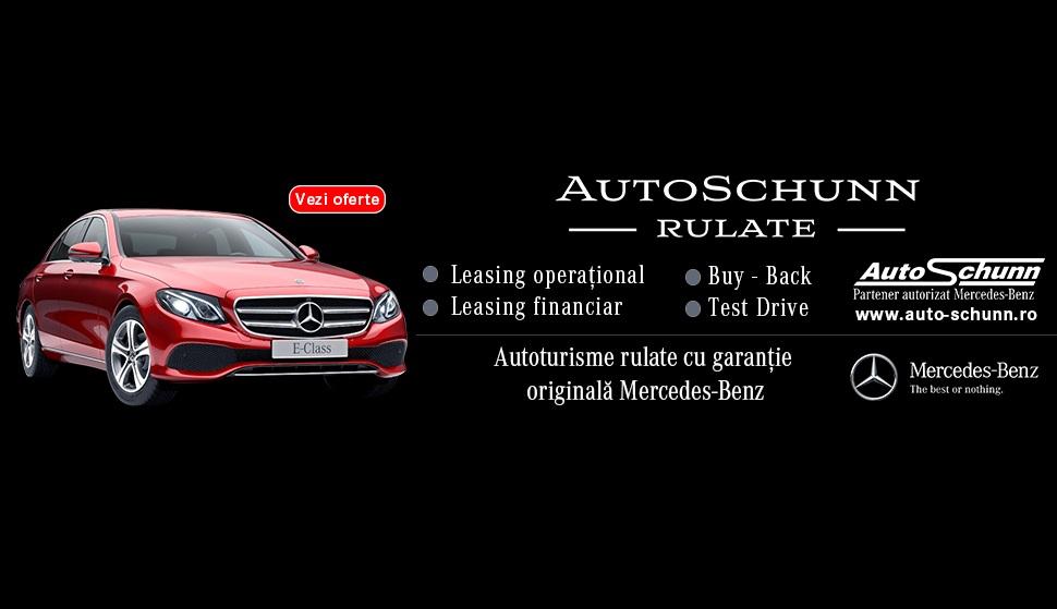Mercedes-Benz leasing vs credit auto. Cum e mai bine?