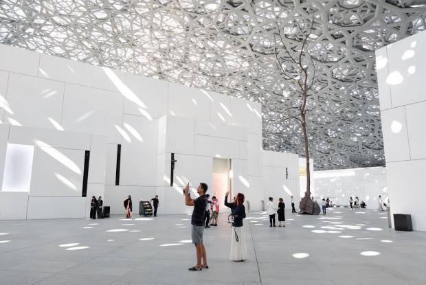Cea mai scumpa lucrare de arta licitata vreodata a fost cumparata de muzeul Luvru din Golful Persic