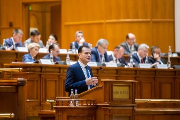 Orban, chemat in Parlament sa dea explicatii despre achizitiile publice din timpul pandemiei