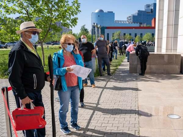Peste 20.000 de persoane au fost vaccinate la Maratonul Vaccinarii desfasurat la Bucuresti