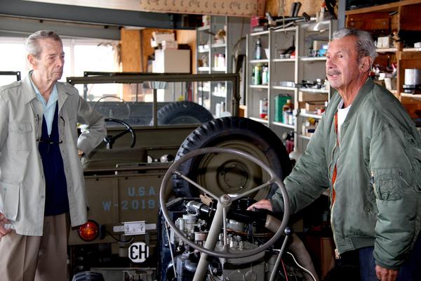 Dupa 74 de ani de pribegie, Atelierul Auto al Regelui Mihai revine la Savarsin, in cladirea in care a fost gazduit in anii 1940