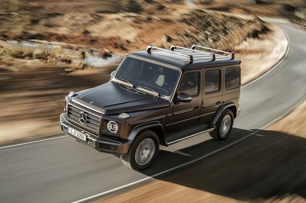 Noul G de la Mercedes-Benz. Reinventarea unei legende