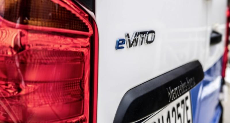 Mercedes-Benz eVito Furgon - alegerea inteligenta