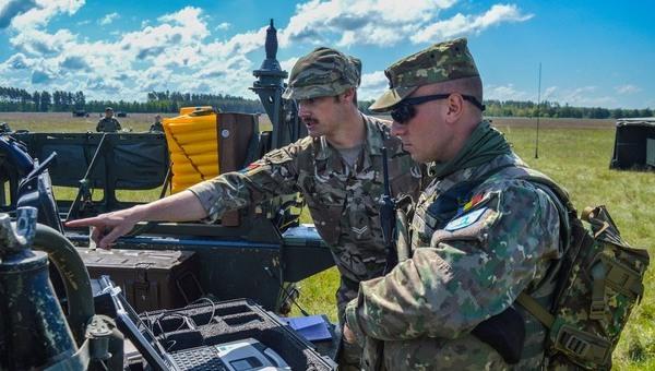 Echipamentele principale ale sistemului de rachete sol-aer Patriot sosesc in Romania