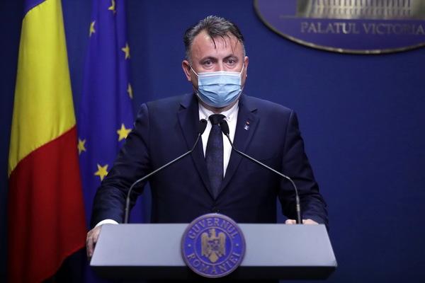 Ministerul Sanatatii modifica fluxul informational utilizat in raportarea datelor referitoare la infectia cu SARS CoV- 2