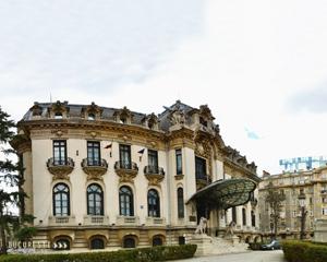 Bucuresti 555 - Palatul Cantacuzino