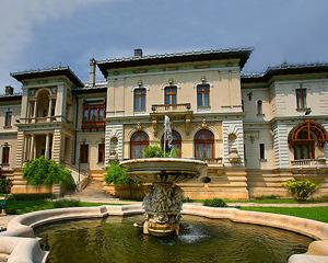 Bucuresti 555 - Palatul Cotroceni