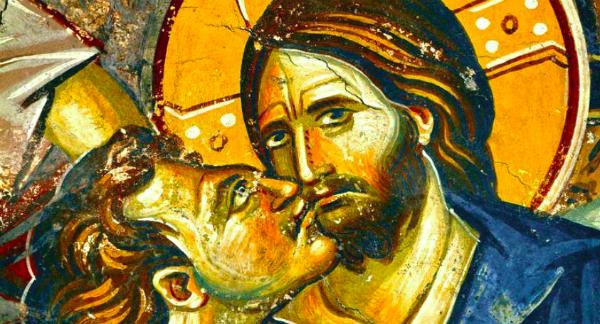 Sarutul lui Iuda - o traditie la care oamenii NU vor sa renunte ...