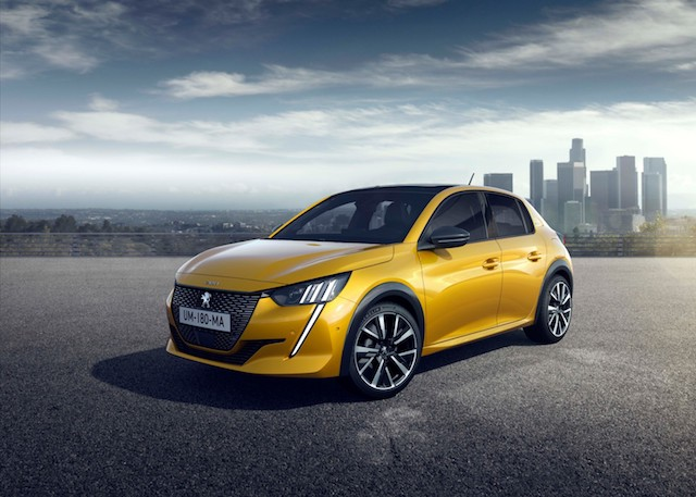Peugeot 208 este Masina Anului 2020 in Europa