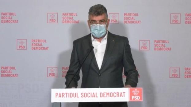 PSD se pregateste sa preia guvernarea. Ciolacu: Suntem pregatiti
