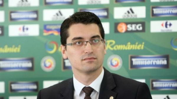 """Razvan Burleanu a castigat un nou mandat la sefia FRF: """"Trebuie sa protejam fotbalul"""""""