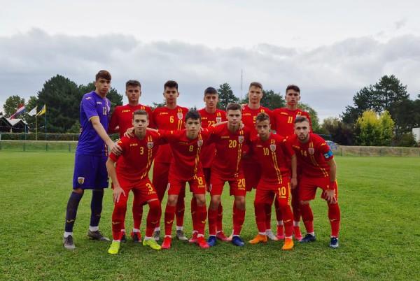 Viitorul fotbalului romanesc e pe maini bune: Romania U16 s-a calificat in finala din Croatia