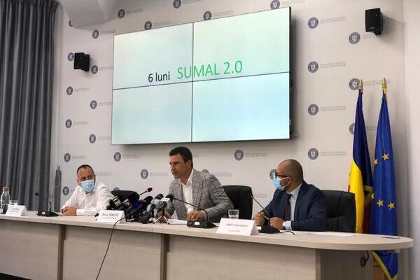SUMAL 2.0 a generat 3.468 de apeluri la 112 de la cetatenii care reclamau probabilitatea ca un transport de lemn ar putea fi ilegal