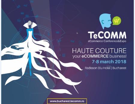 Ultimele inscrieri TeCOMM: 2 zile dedicate tematicilor cu continut premium