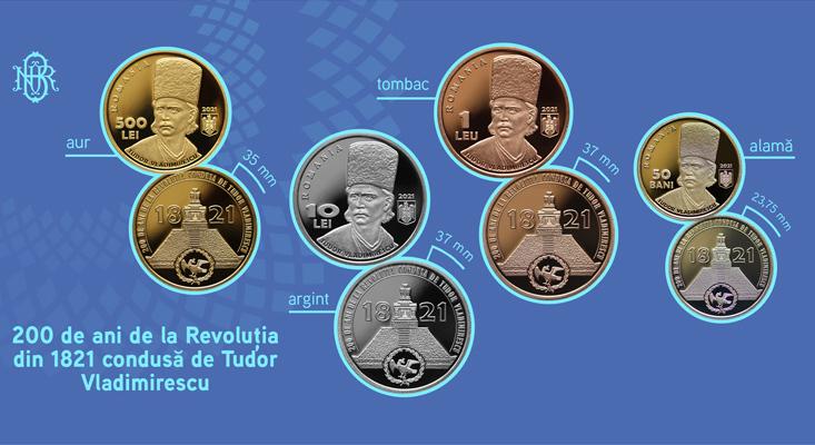 BNR va lansa cea mai scumpa moneda de colectionare din istoria sa: 11.000 de lei, fara TVA